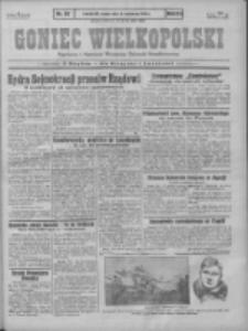 Goniec Wielkopolski: najstarszy i najtańszy niezależny dziennik demokratyczny 1930.04.09 R.54 Nr83