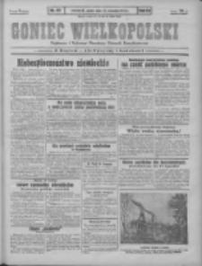 Goniec Wielkopolski: najstarszy i najtańszy niezależny dziennik demokratyczny 1930.04.26 R.54 Nr97