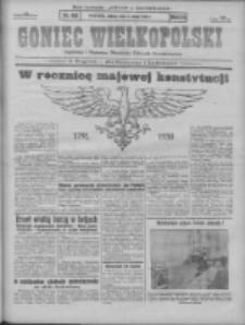 Goniec Wielkopolski: najstarszy i najtańszy niezależny dziennik demokratyczny 1930.05.03 R.54 Nr103