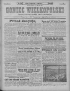 Goniec Wielkopolski: najstarszy i najtańszy niezależny dziennik demokratyczny 1930.05.07 R.54 Nr105