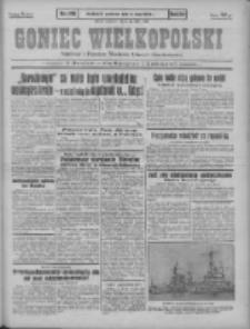Goniec Wielkopolski: najstarszy i najtańszy niezależny dziennik demokratyczny 1930.05.08 R.54 Nr106