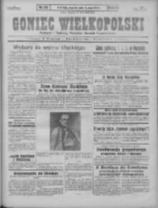 Goniec Wielkopolski: najstarszy i najtańszy niezależny dziennik demokratyczny 1930.05.15 R.54 Nr112