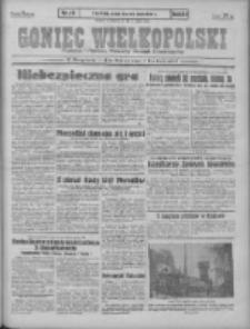 Goniec Wielkopolski: najstarszy i najtańszy niezależny dziennik demokratyczny 1930.05.14 R.54 Nr111