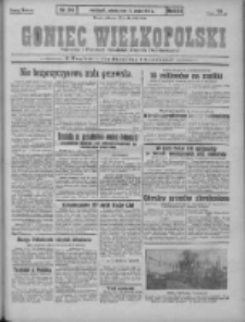 Goniec Wielkopolski: najstarszy i najtańszy niezależny dziennik demokratyczny 1930.05.17 R.54 Nr114