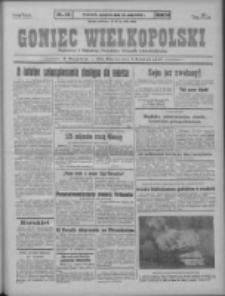 Goniec Wielkopolski: najstarszy i najtańszy niezależny dziennik demokratyczny 1930.05.22 R.54 Nr118