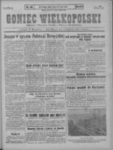 Goniec Wielkopolski: najstarszy i najtańszy niezależny dziennik demokratyczny 1930.05.23 R.54 Nr119