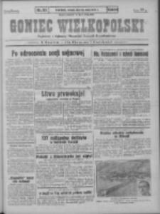 Goniec Wielkopolski: najstarszy i najtańszy niezależny dziennik demokratyczny 1930.05.27 R.54 Nr122
