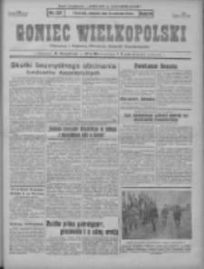 Goniec Wielkopolski: najstarszy i najtańszy niezależny dziennik demokratyczny 1930.06.15 R.54 Nr137