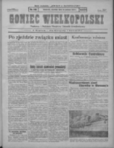 Goniec Wielkopolski: najstarszy i najtańszy niezależny dziennik demokratyczny 1930.06.22 R.54 Nr142