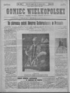 Goniec Wielkopolski: najstarszy i najtańszy niezależny dziennik demokratyczny 1930.06.28 R.54 Nr147