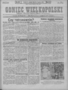 Goniec Wielkopolski: najstarszy i najtańszy niezależny dziennik demokratyczny 1930.04.10 R.54 Nr84