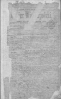 Goniec Wielkopolski: najtańsze pismo codzienne dla wszystkich stanów 1883.01.03 R.7 Nr1