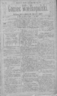 Goniec Wielkopolski: najtańsze pismo codzienne dla wszystkich stanów 1883.01.06 R.7 Nr4+dodatek