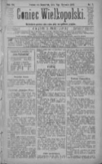 Goniec Wielkopolski: najtańsze pismo codzienne dla wszystkich stanów 1883.01.11 R.7 Nr7