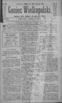 Goniec Wielkopolski: najtańsze pismo codzienne dla wszystkich stanów 1883.01.12 R.7 Nr8