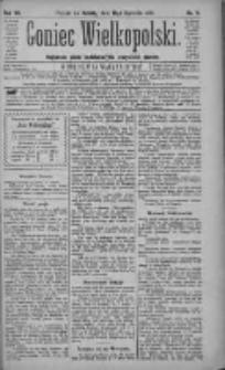 Goniec Wielkopolski: najtańsze pismo codzienne dla wszystkich stanów 1883.01.13 R.7 Nr9
