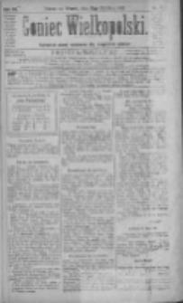 Goniec Wielkopolski: najtańsze pismo codzienne dla wszystkich stanów 1883.01.16 R.7 Nr11