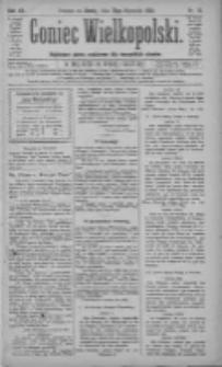 Goniec Wielkopolski: najtańsze pismo codzienne dla wszystkich stanów 1883.01.17 R.7 Nr12
