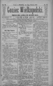 Goniec Wielkopolski: najtańsze pismo codzienne dla wszystkich stanów 1883.01.21 R.7 Nr16+dodatek