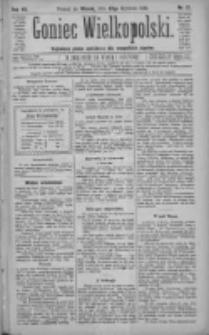 Goniec Wielkopolski: najtańsze pismo codzienne dla wszystkich stanów 1883.01.23 R.7 Nr17