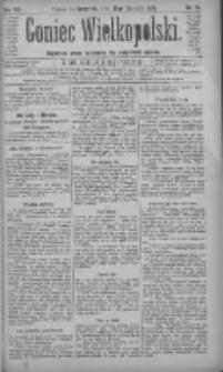 Goniec Wielkopolski: najtańsze pismo codzienne dla wszystkich stanów 1883.01.25 R.7 Nr19