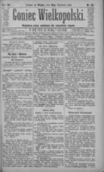 Goniec Wielkopolski: najtańsze pismo codzienne dla wszystkich stanów 1883.01.26 R.7 Nr20