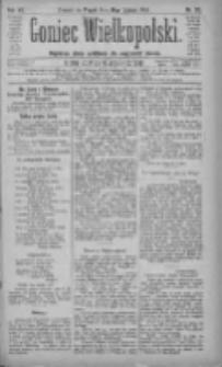 Goniec Wielkopolski: najtańsze pismo codzienne dla wszystkich stanów 1883.02.16 R.7 Nr37