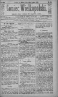 Goniec Wielkopolski: najtańsze pismo codzienne dla wszystkich stanów 1883.02.21 R.7 Nr41