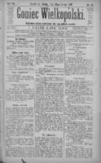 Goniec Wielkopolski: najtańsze pismo codzienne dla wszystkich stanów 1883.02.28 R.7 Nr47