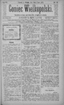 Goniec Wielkopolski: najtańsze pismo codzienne dla wszystkich stanów 1883.03.09 R.7 Nr55