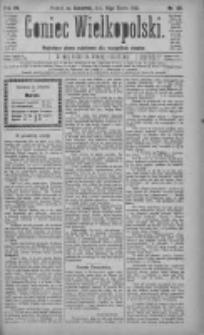 Goniec Wielkopolski: najtańsze pismo codzienne dla wszystkich stanów 1883.03.15 R.7 Nr60