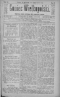 Goniec Wielkopolski: najtańsze pismo codzienne dla wszystkich stanów 1883.03.29 R.7 Nr71