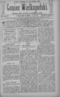 Goniec Wielkopolski: najtańsze pismo codzienne dla wszystkich stanów 1883.04.07 R.7 Nr79