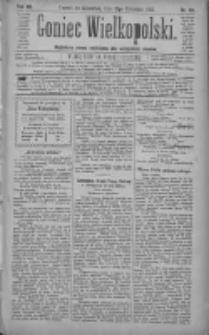 Goniec Wielkopolski: najtańsze pismo codzienne dla wszystkich stanów 1883.04.12 R.7 Nr83