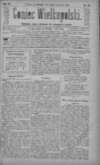 Goniec Wielkopolski: najtańsze pismo codzienne dla wszystkich stanów 1883.04.14 R.7 Nr85