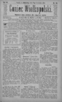 Goniec Wielkopolski: najtańsze pismo codzienne dla wszystkich stanów 1883.04.15 R.7 Nr86