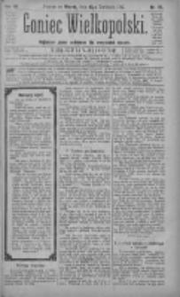 Goniec Wielkopolski: najtańsze pismo codzienne dla wszystkich stanów 1883.04.17 R.7 Nr87