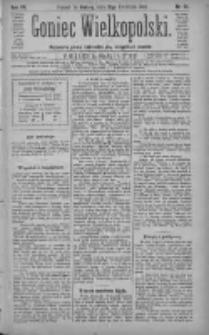 Goniec Wielkopolski: najtańsze pismo codzienne dla wszystkich stanów 1883.04.21 R.7 Nr91
