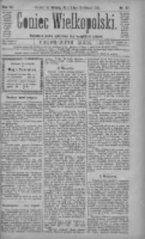 Goniec Wielkopolski: najtańsze pismo codzienne dla wszystkich stanów 1883.04.28 R.7 Nr97