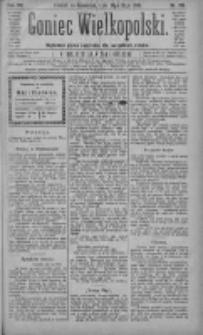 Goniec Wielkopolski: najtańsze pismo codzienne dla wszystkich stanów 1883.05.10 R.7 Nr105