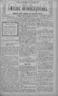 Goniec Wielkopolski: najtańsze pismo codzienne dla wszystkich stanów 1883.05.12 R.7 Nr107