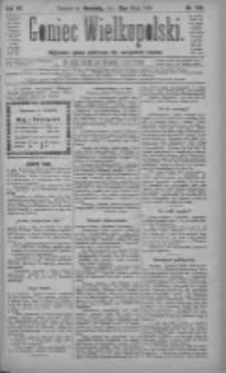 Goniec Wielkopolski: najtańsze pismo codzienne dla wszystkich stanów 1883.05.13 R.7 Nr108