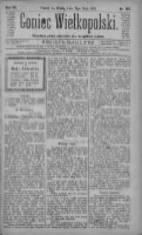 Goniec Wielkopolski: najtańsze pismo codzienne dla wszystkich stanów 1883.05.16 R.7 Nr109
