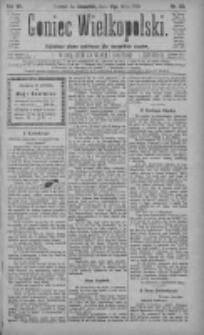 Goniec Wielkopolski: najtańsze pismo codzienne dla wszystkich stanów 1883.05.17 R.7 Nr110