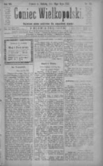 Goniec Wielkopolski: najtańsze pismo codzienne dla wszystkich stanów 1883.05.19 R.7 Nr112