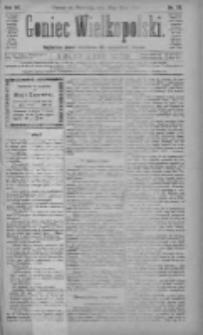 Goniec Wielkopolski: najtańsze pismo codzienne dla wszystkich stanów 1883.05.20 R.7 Nr113