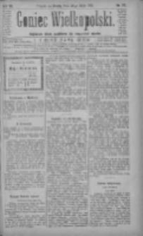 Goniec Wielkopolski: najtańsze pismo codzienne dla wszystkich stanów 1883.05.23 R.7 Nr115