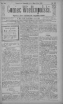 Goniec Wielkopolski: najtańsze pismo codzienne dla wszystkich stanów 1883.05.24 R.7 Nr116