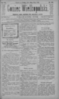 Goniec Wielkopolski: najtańsze pismo codzienne dla wszystkich stanów 1883.05.30 R.7 Nr120