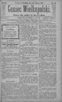 Goniec Wielkopolski: najtańsze pismo codzienne dla wszystkich stanów 1883.06.03 R.7 Nr124